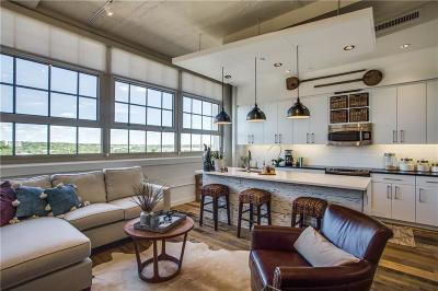 Fort Worth Condo For Sale: 2600 W 7th Street #1537
