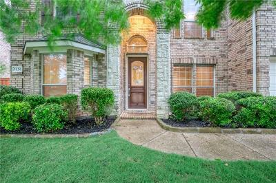 Frisco Single Family Home For Sale: 5856 Blazing Star Road