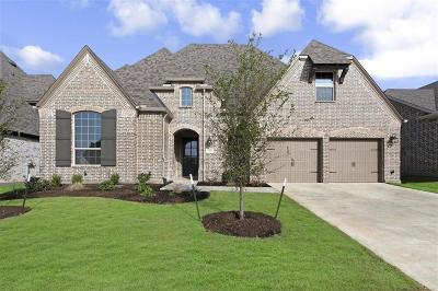 Lantana Single Family Home For Sale: 9212 Pecan Woods Trail