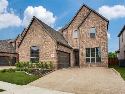 McKinney Single Family Home For Sale: 4909 Spanish Oaks Drive