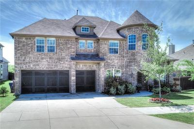 Frisco Single Family Home Active Option Contract: 4415 Chantilly Lane