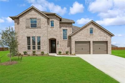 Haslet Single Family Home For Sale: 1804 Dunstan Drive