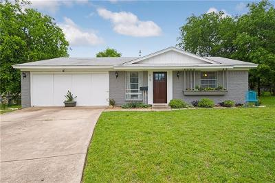 Duncanville Single Family Home Active Option Contract: 619 Golden Meadows Lane