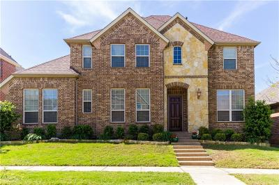Lewisville Single Family Home For Sale: 2012 Ironside Drive