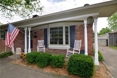 Dallas County Single Family Home For Sale: 7334 Rockhurst Drive