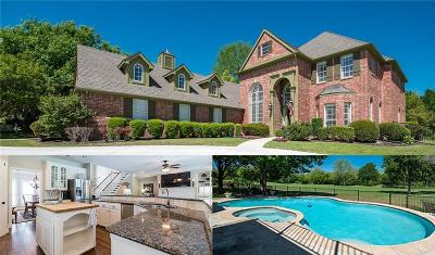 McKinney Single Family Home For Sale: 2700 Brookside Lane