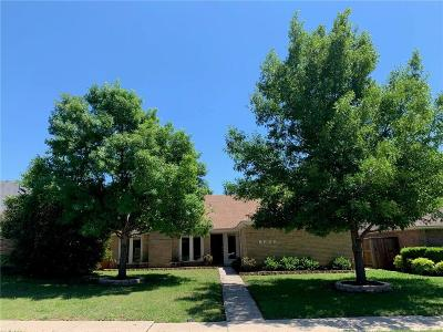 Lake Highlands Single Family Home For Sale: 8636 Westfield Drive