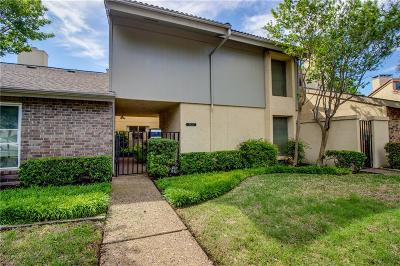 Dallas Townhouse For Sale: 9428 Amberton Parkway