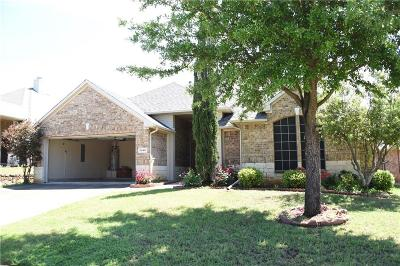 Irving Single Family Home Active Contingent: 1646 Skyview Drive