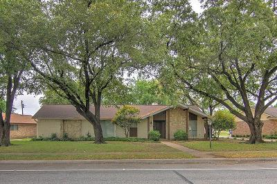 Farmers Branch Single Family Home For Sale: 3130 Brookhaven Club Drive