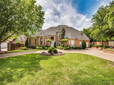 Southlake Single Family Home For Sale: 807 Potomac Place