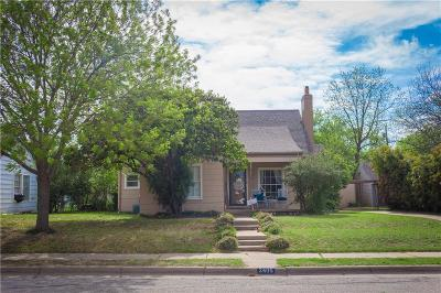 Brownwood Single Family Home For Sale: 2405 Vincent Street