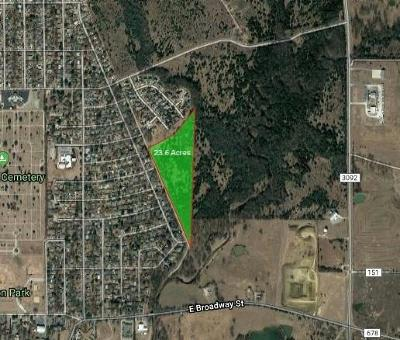 Cooke County Residential Lots & Land For Sale: Tbd Wheeler Creek