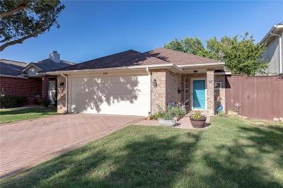 Cedar Hill Single Family Home For Sale: 604 Renaissance Place