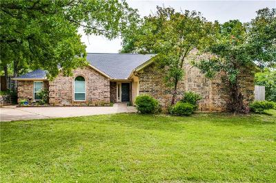 Arlington Single Family Home For Sale: 2801 Woodside Drive