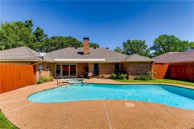 Allen Single Family Home For Sale: 1100 Thoreau Lane