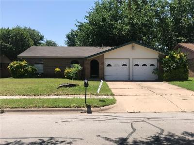 Watauga Single Family Home For Sale: 6012 Herschel Drive