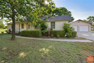 Brownwood Single Family Home Active Option Contract: 125 Sherwood Drive