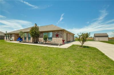 Haslet Single Family Home Active Option Contract: 2524 Plains Trail