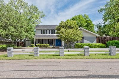 McKinney Single Family Home For Sale: 1408 W Lamar Street