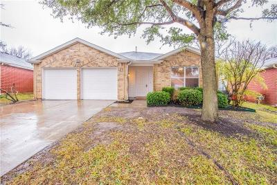 Seagoville Single Family Home For Sale: 140 Quail Run Drive