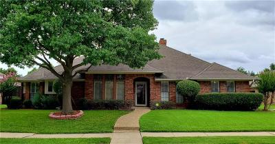 Rowlett Single Family Home For Sale: 2813 Live Oak Drive