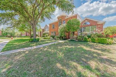 Plano Single Family Home For Sale: 7809 Aqua Vista Drive