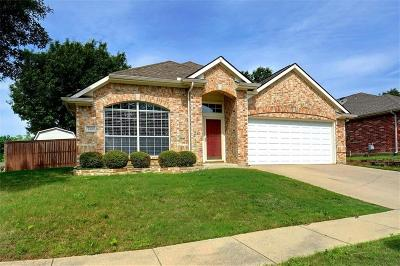 North Richland Hills Single Family Home For Sale: 7101 Herman Jared Drive