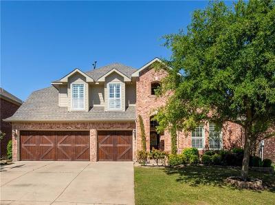 Keller Single Family Home For Sale: 604 Goliad Drive