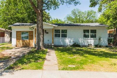 Garland Single Family Home For Sale: 129 Pecos Street