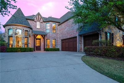 Frisco Single Family Home Active Contingent: 11524 Seaside Lane