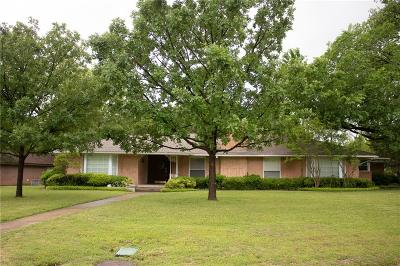 Mesquite Single Family Home For Sale: 4541 Ivy Drive