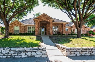 North Richland Hills Single Family Home For Sale: 5593 Greenview Court