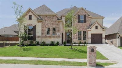 Rockwall Single Family Home For Sale: 913 Amber Knoll