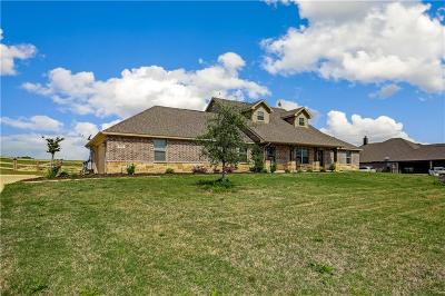 Rhome TX Single Family Home Active Option Contract: $385,000