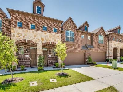 Irving Townhouse For Sale: 4412 Samarth Street