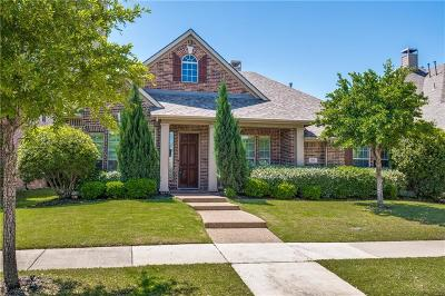 Lewisville Single Family Home For Sale: 2512 Chariot Castle Drive