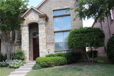 Plano Townhouse For Sale: 4677 Edith Street