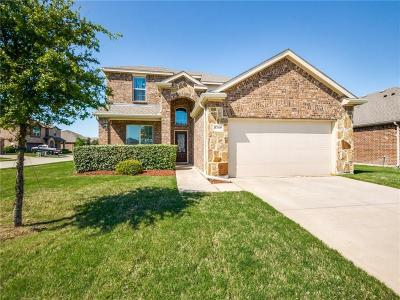 Prosper Single Family Home For Sale: 5750 Salisbury Drive