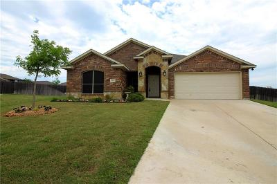 Sanger Single Family Home For Sale: 4105 Windmill Drive