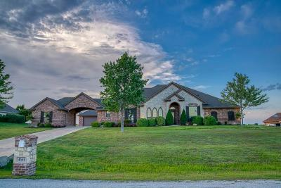 Benbrook Single Family Home Active Option Contract: 4661 Bucking Bronc Drive