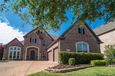 Allen Single Family Home Active Option Contract: 1810 Reynolds Court