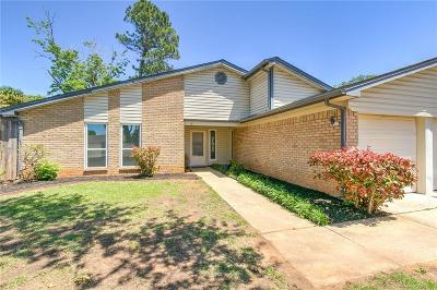 Bedford Single Family Home Active Kick Out: 3724 Wisteria Lane