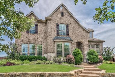 Lewisville Single Family Home Active Option Contract: 2124 Ironside Drive