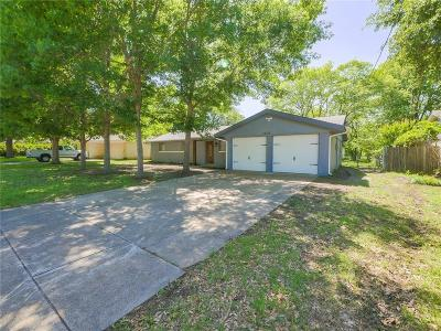 Benbrook Single Family Home For Sale: 1210 Wade Hampton Street