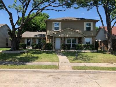 The Colony Single Family Home For Sale: 4308 N Colony Boulevard