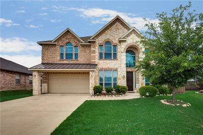 Burleson Single Family Home Active Option Contract: 943 Mimosa Court