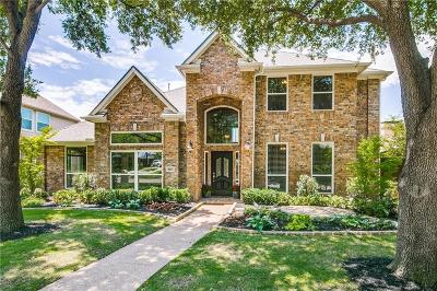 Plano Single Family Home For Sale: 3917 Morningside Drive