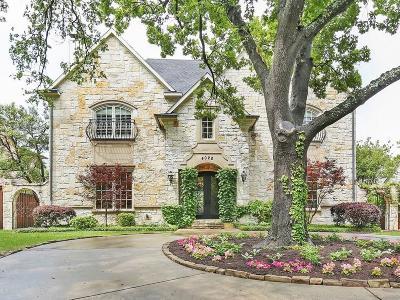 Dallas County Single Family Home For Sale: 4028 Southwestern Boulevard
