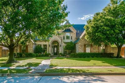 Colleyville Single Family Home For Sale: 7010 Shepherds